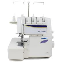 JUKI 2-Needle, 2/3/4-Thread Overlock with Easy Threader and Differential Feed MO1000