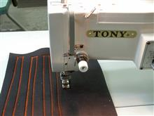 "TONY 1-NDL, 20.5"" LONG ARM ZIG ZAG MACHINE H301L"
